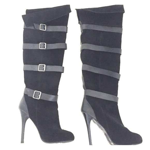 BCBG Shoes - Gorgeous BCBG over the knee boots